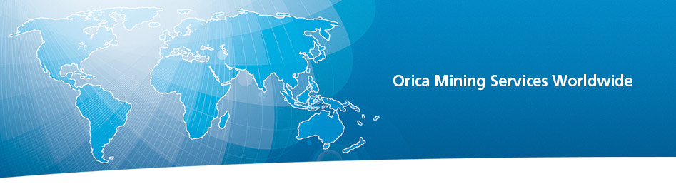 Orica Mining Services